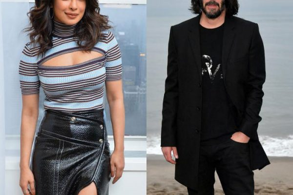 Priyanka Chopra Jonas CONFIRMED as the newest cast member in Matrix 4 opposite Keanu Reeves